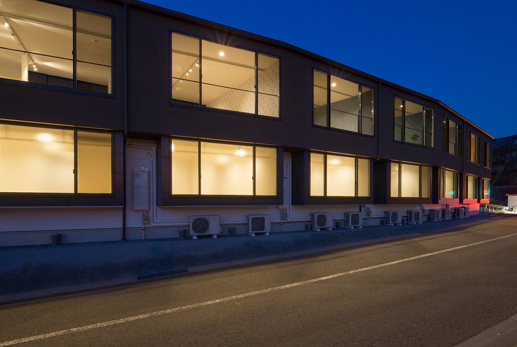 弊社併設のプラスディー設計室がプランニング(外観)