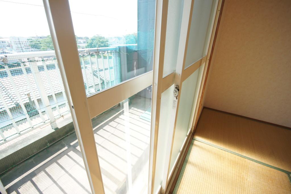 防犯面や防寒に優れた2重窓